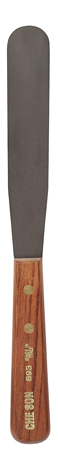 Jack Richeson 800893 5-5//8 Stainless Steel Spatula