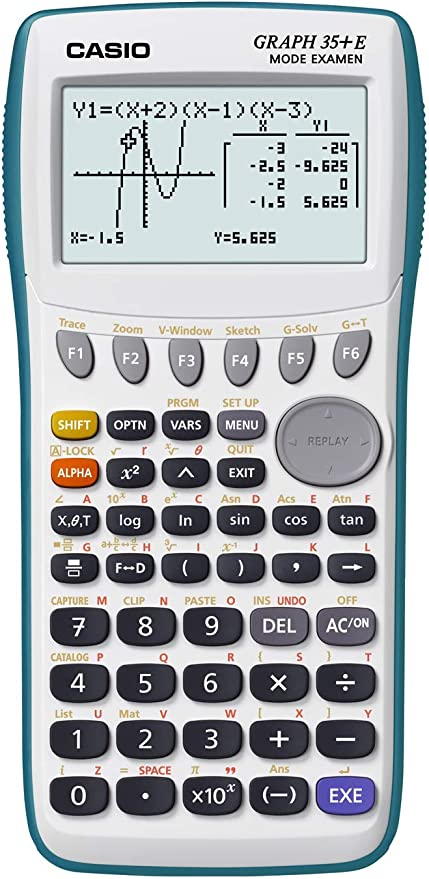 CASIO TÉLÉCHARGER PROGRAMME GRAPH 35 GRATUIT CALCULATRICE