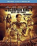Scorpion King 4: Quest for Power [Blu-ray + DVD + Digital HD] (Bilingual)