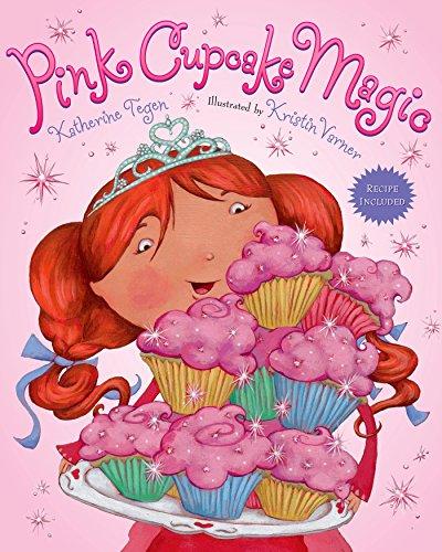 Pink Cupcake Magic: Recipe Included!