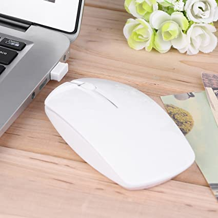 Amazon com: 2 4G WiFi Mouse USB Wireless and mice 1600 DPI