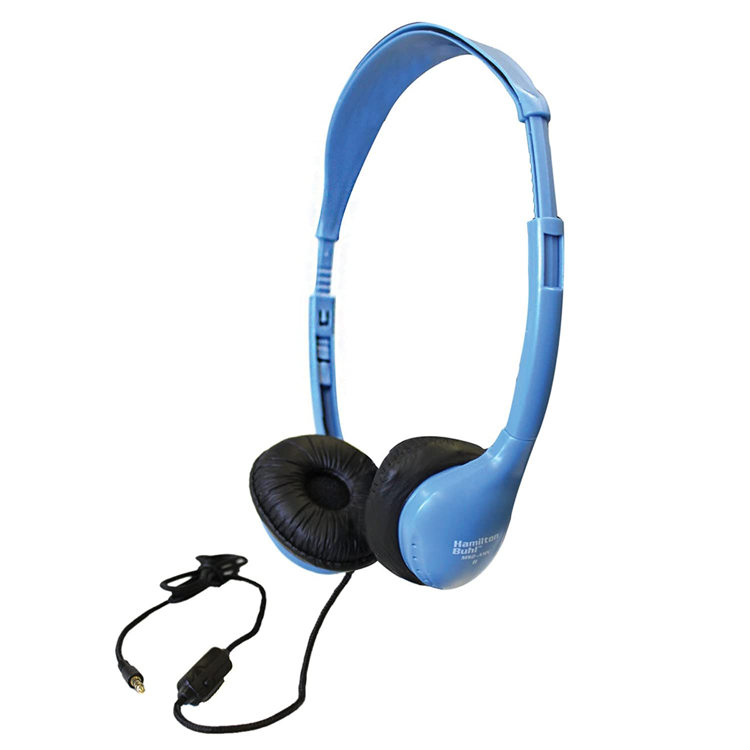 HamiltonBuhl HECMS2AMV iCompatible Personal Headset with In-Line Microphone