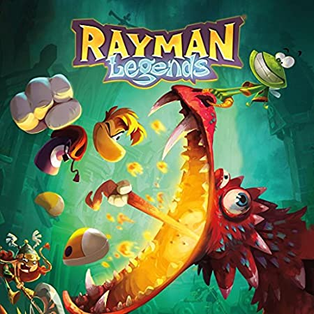 Rayman Legends - PS4 [Digital Code]