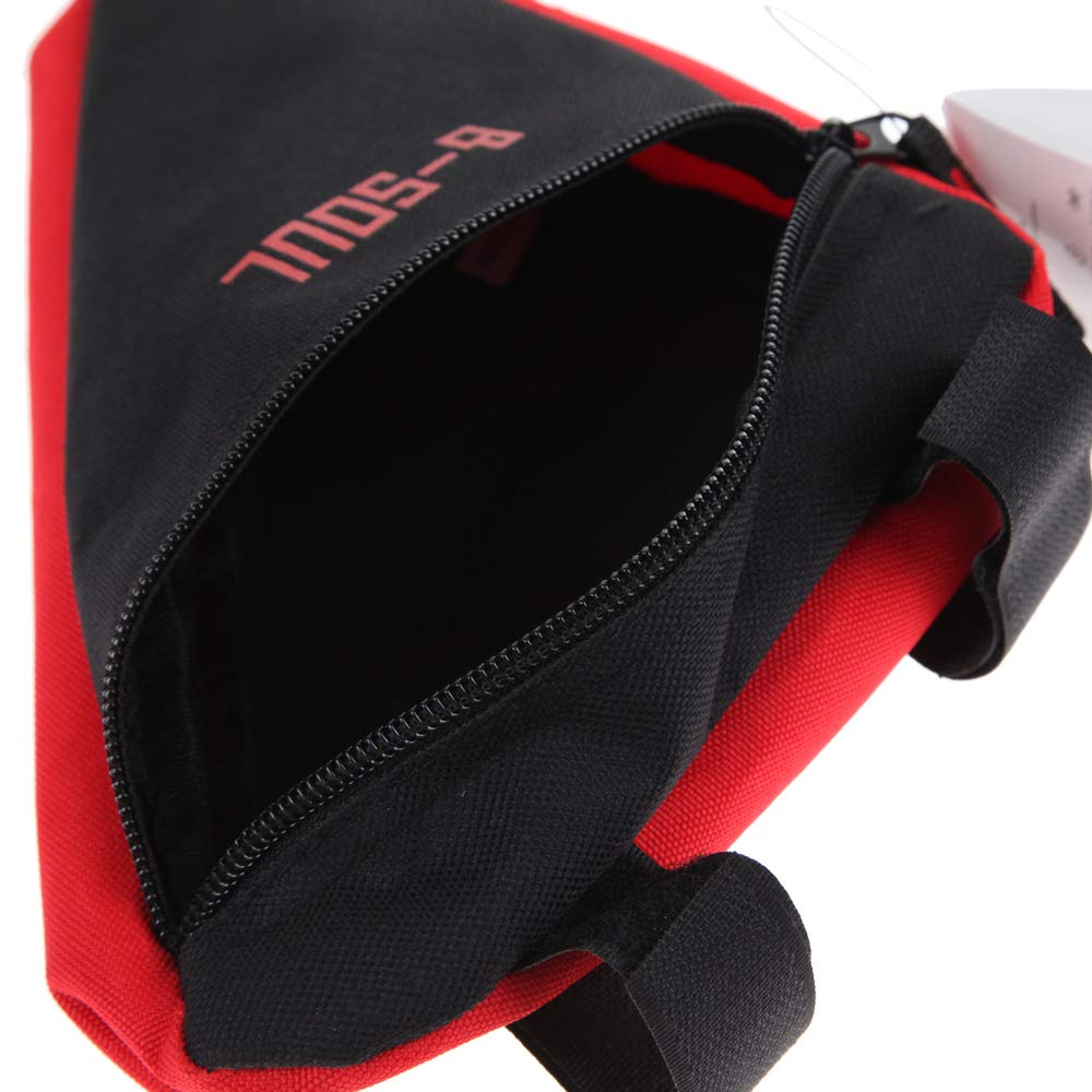 gootrades-SA Triangle Bike Bag Front Tube Frame Cycling Bicycle Bags Waterproof MTB Road Pouch Holder Saddle Bike Accessories