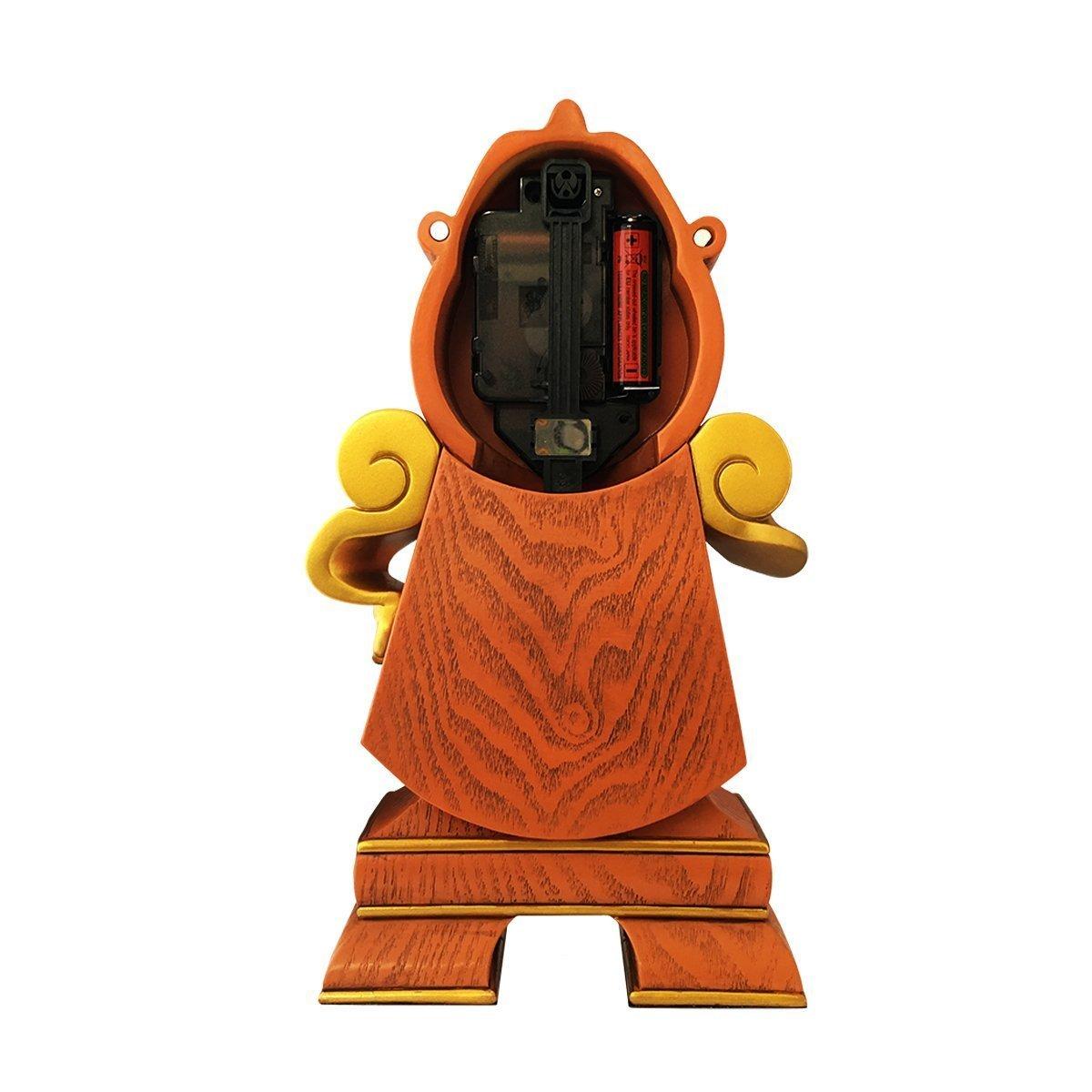 Vera orologio Disney Big Ben personaggio la Bella e la Bestia Decorazioni cameretta ragazzi Orologi