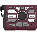 TC-Helicon Vocal Effects Processor, Burgundy (000-DED02-00010)