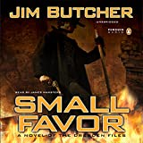 Bargain Audio Book - Small Favor  The Dresden Files  Book 10
