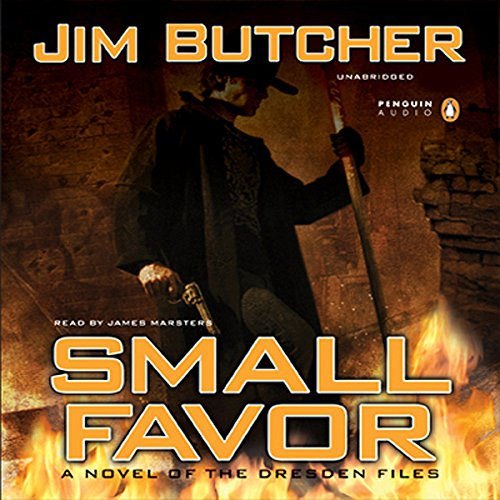Small Favor: The Dresden Files, Book 10 Audiobook [Free Download by Trial] thumbnail