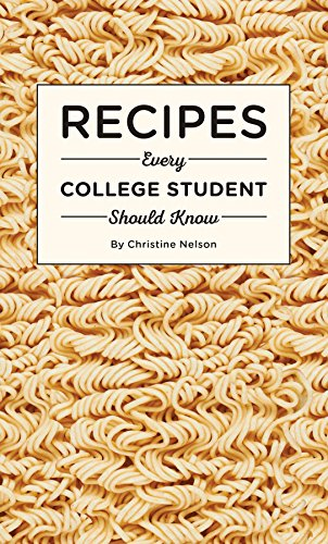 Recipes Every College Student Should Know (Stuff You Should Know)