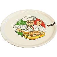 Plato para pizza 30 cm de diseño cocinar