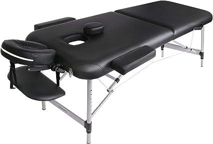 Las 5 mejores camillas de masaje, los de mejores cararcterísticas