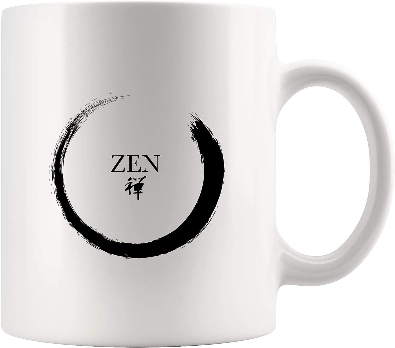 com funny coffee mug beer cup zen yoga gym workout