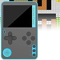 BakaKa 500 spel handhållen spelkonsol klassisk spelspelare färg LCD-skärm retro minispelspelare födelsedagspresent för…