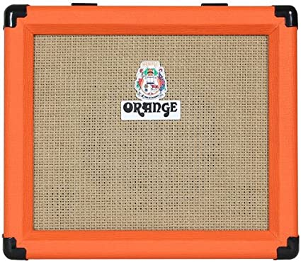 Orange Crush 15R 15-watt Reverb Guitar Amp