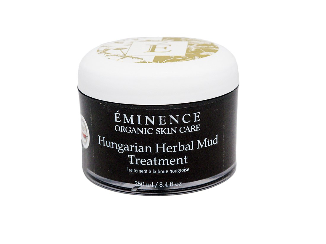 Eminence Organic Skincare Hungarian Herbal Mud Treatment, 8.4 Ounce