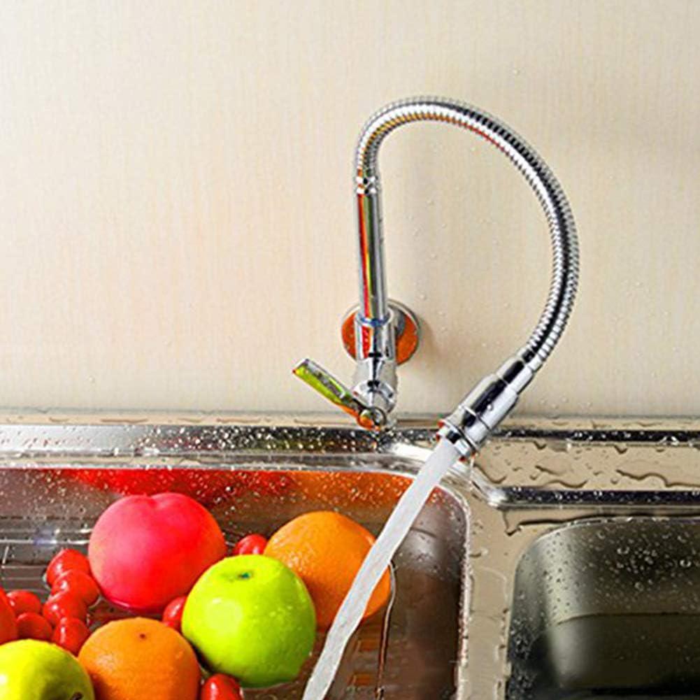 Chrome Cross Handle Swivel Spout Bath Kitchen Sink Vessel faucet Basin Mixer Tap