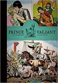 Prince Valiant Vol. 12: 1959-1960 (Vol. 12)  (Prince Valiant) Mobi Download Book