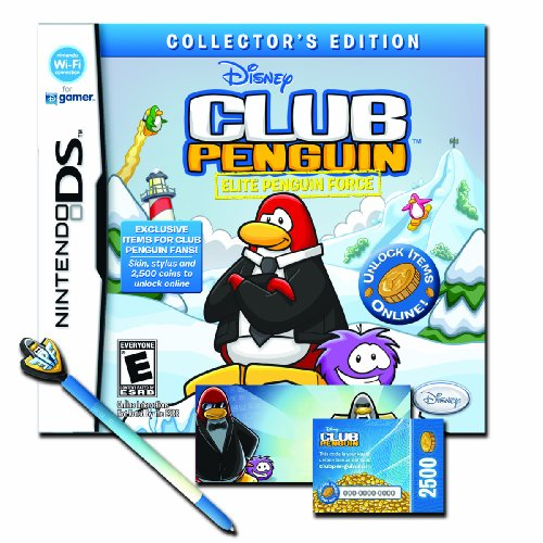 Club Penguin: Elite Penguin Force Collector's Edition Bundle - Nintendo ()