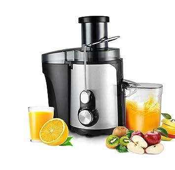 Exprimidor Licuadora De Acero Inoxidable Procesadora De Alimentos Frutas Y Verduras Exprimidor Máquina De Leche De