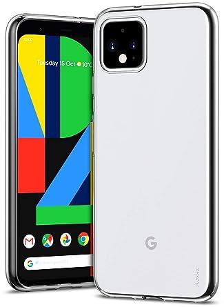 Amazon.com: Aeska - Carcasa para Google Pixel 4 (ultrafina ...