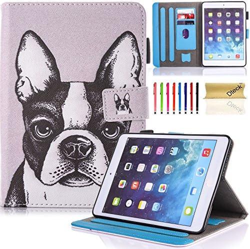 Dteck Leather Folio Feature Bulldog product image