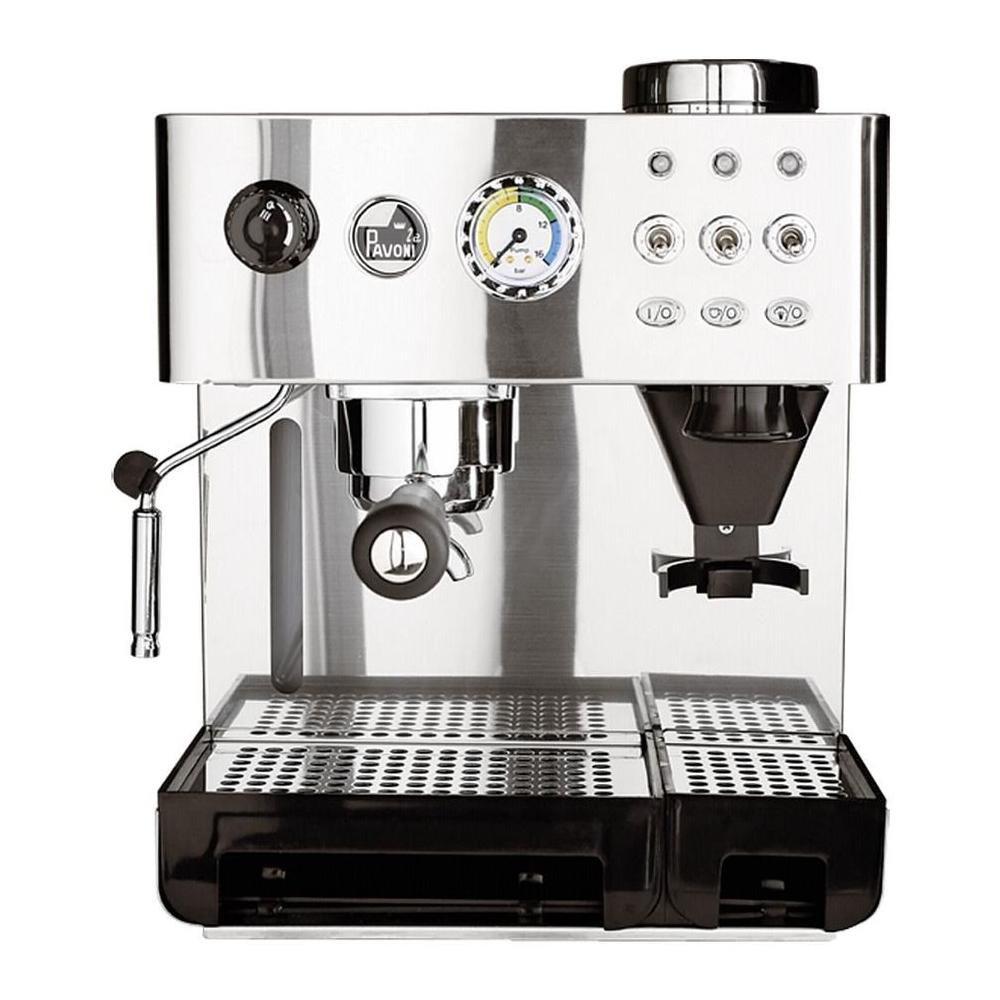 Máquina para café la Pavoni Domus Bar DMB Mural – 230 V de color ...