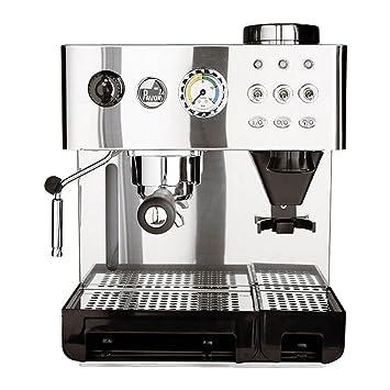 Máquina para café la Pavoni Domus Bar DMB Mural - 230 V de color carrocería de acero inoxidable brillante: Amazon.es: Hogar