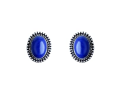 654cde981 Amazon.com: Waama Jewels Women's Earrings Blue: Jewelry