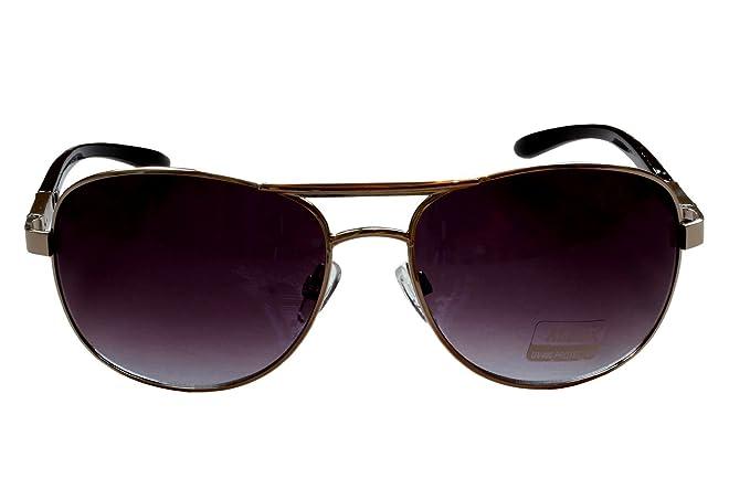 Nuevo Unisex último aviador estilo gafas de sol degradado ...