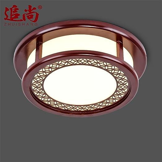 BRIGHTLLT La luz se enciende una lámpara de techo chino ...