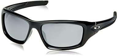 Oakley Valve Non-polarized Iridium Rectangular Sunglasses