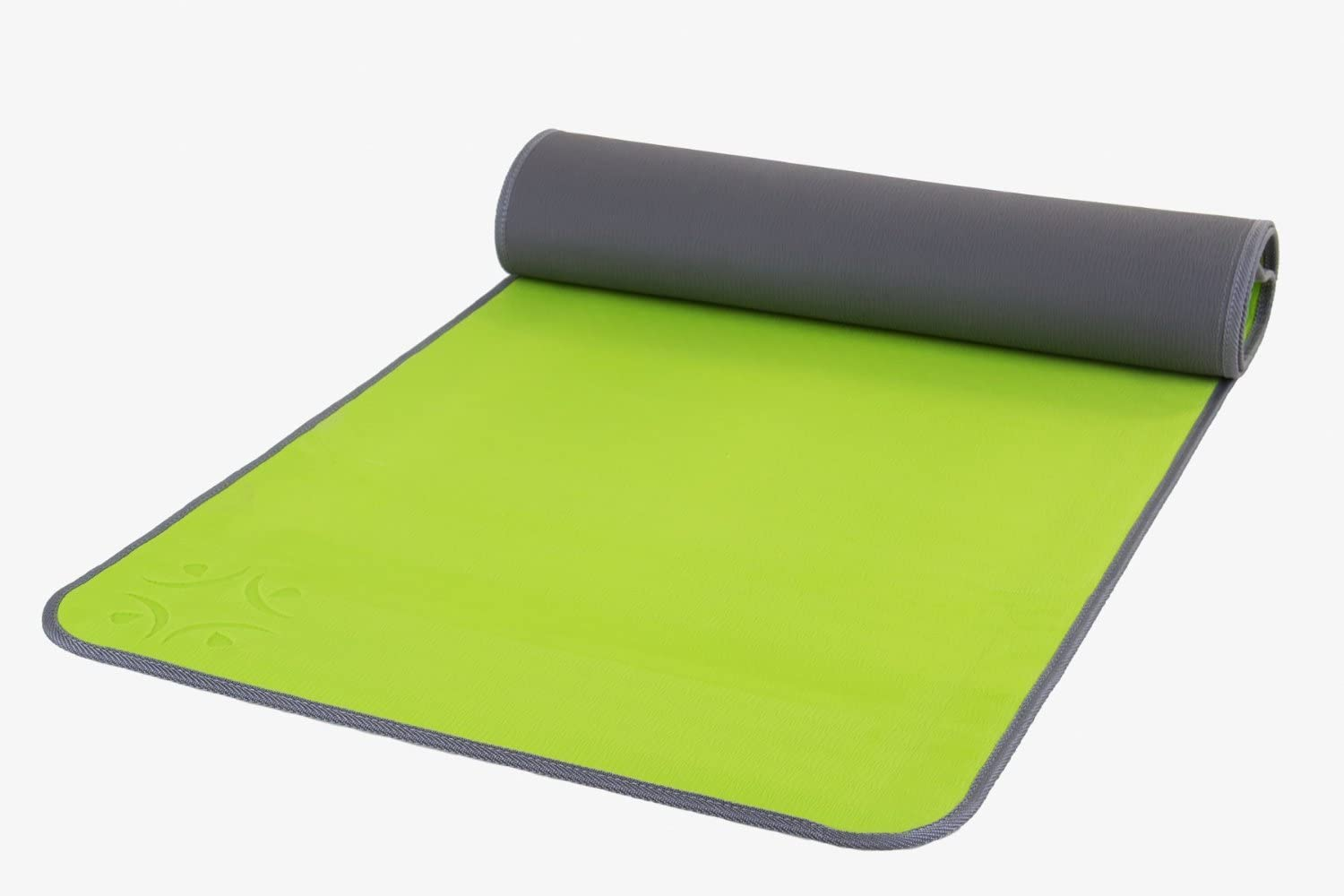 Fitness Republic TPE Yoga Mats (Exercise Floor Mat/Workout Mat)