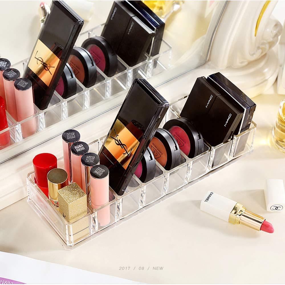 Amazon.com: LANSCOERY Organizador de cosméticos acrílico ...