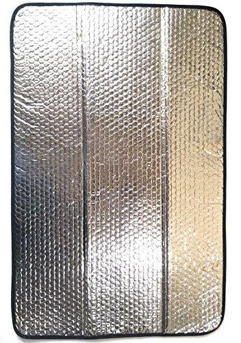 16 X 25 Door Window Cover Sun Shield Shade RV ()