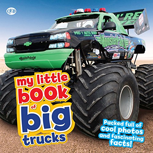 My Little Book of Big Trucks (My Little Book Of Big Trucks compare prices)