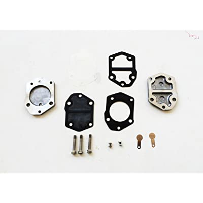 Boat Motor Fuel Pump Diaphragm Set Sierra for Yamaha Parsun Makara Marine Outboard 18-7334 692-24410-00 25HP-90HP 2-stroke Engine: Automotive