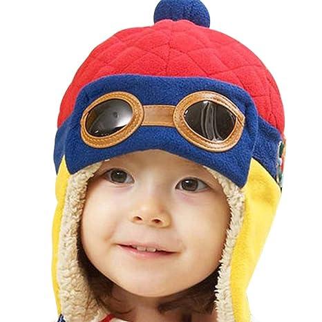 Vi.yo Gorra Caliente del Casquillo del Sombrero del Casquillo del Aviador  del piloto del 5be6e6536bf