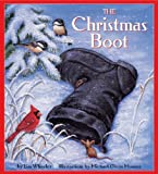 The Christmas Boot, Lisa Wheeler, 1587263270