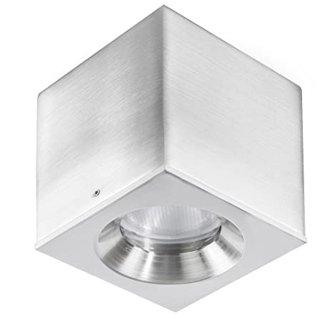 Lámpara LED de techo Dados 230 V GU10 IP54 LED Bombilla Lámpara de techo lámpara
