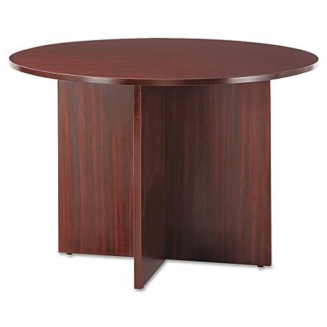 Amazon.com: Alera Valencia Conferencia mesa redonda con ...