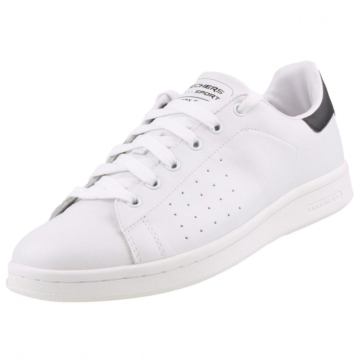 Skechers Damen Onix Sneakers  40 EU|Wei? (Wbk)