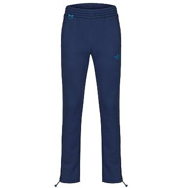 adidas Originals Men s Logo Jogging Bottoms - Blue - X-Small  Amazon ... b8f07bced6b2