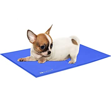 Camas para Gatos Sofás Cool Mat Mat Dog Extra Large Cool Pad Gel no tóxico Summer