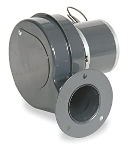 Dayton 1TDN7 Round Permanent Split Capacitor OEM Specialty Blower