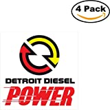 amazon com detroit diesel sticker decal large size nhra imca usra rh amazon com detroit diesel locomotive engine detroit diesel logo history