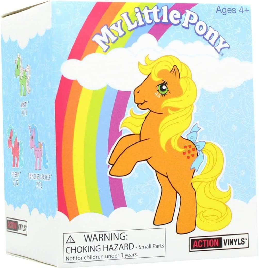 Glory My Little Pony Wave 1 The Loyal Subjects Action Vinyl Figure