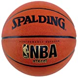 Spalding 63249 Official Size NBA Street Basketball