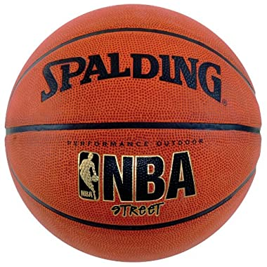 Spalding NBA Street Basketball - Official Size 7 (29.5 )