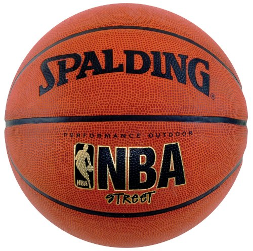 Spalding NBA Street Basketball – Official Size 7 (29.5″)