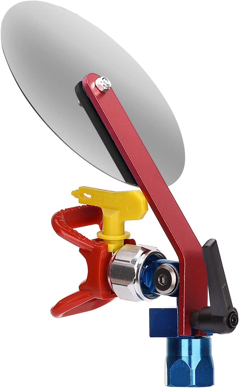 Universal Herramienta de guía de spray de pintura Airless con deflector y protector de punta para pistola de pintura Paint Spray Guide Tool with 517 Tip